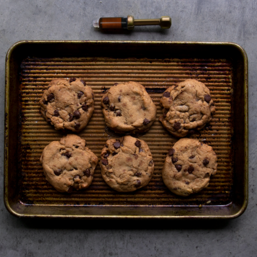 Twisted Extracts couch lock cookie recipe
